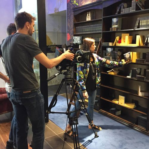 Video Production Melbourne In Retail Shop